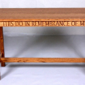 CO-405 Communion Table