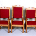 CO-500 Series Ministers Chairs