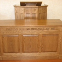 CO-820 Communion Table