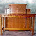 CO-900 Traditional Pulpit & Table Set