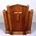 CO-300 Traditional Pulpit